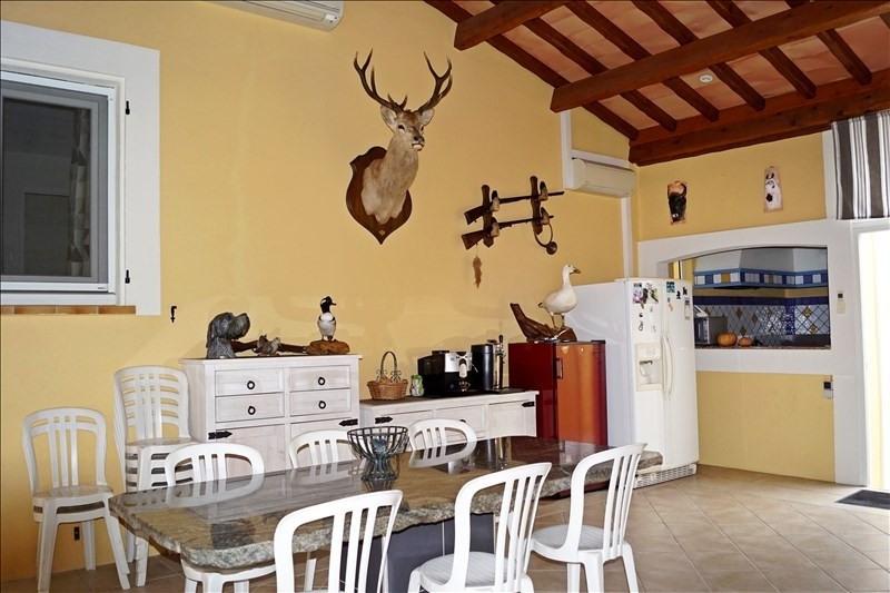 Sale house / villa Lignan sur orb 388500€ - Picture 3