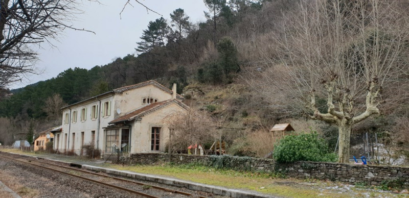 Vente maison / villa Sainte cecile d'andorge 165000€ - Photo 1