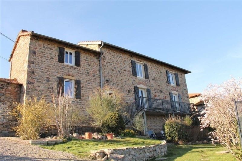 Sale house / villa Bully 175000€ - Picture 1
