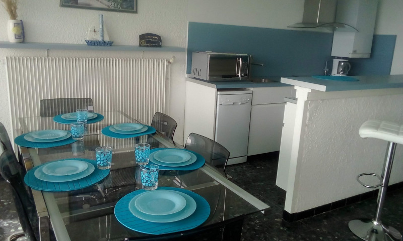 Vacation rental apartment Le grau du roi 650€ - Picture 2