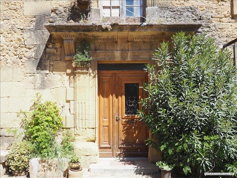 Deluxe sale house / villa Uzes 530000€ - Picture 2