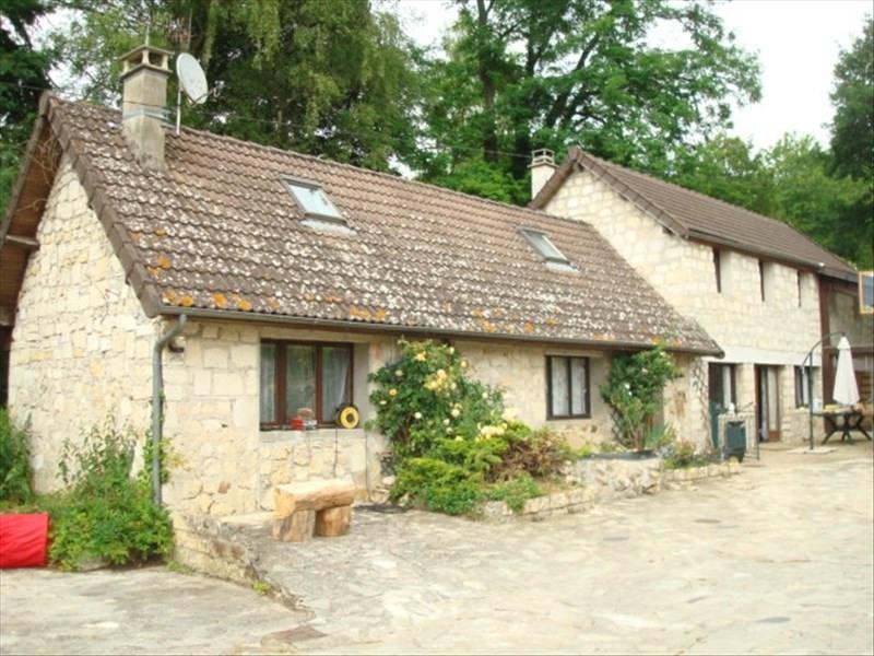 Sale house / villa Villers cotterets 210000€ - Picture 1