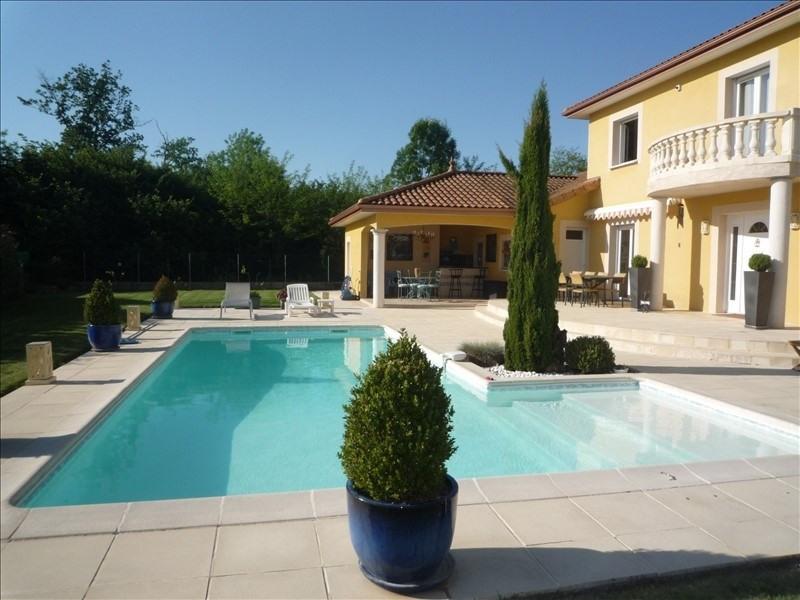 Venta de prestigio  casa Tignieu jameyzieu 670000€ - Fotografía 9