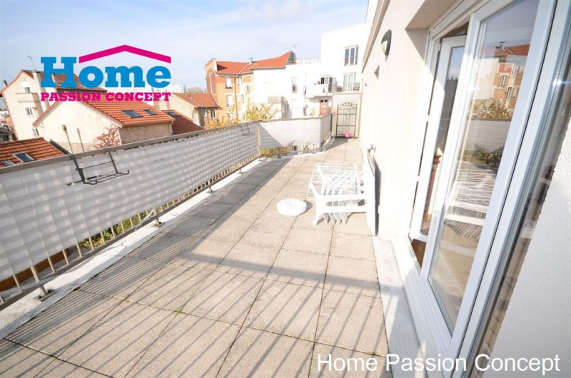 Location appartement Nanterre 1 500€ CC - Photo 2