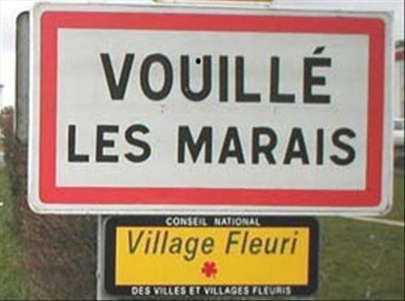 Vente terrain Vouille les marais 35000€ - Photo 1