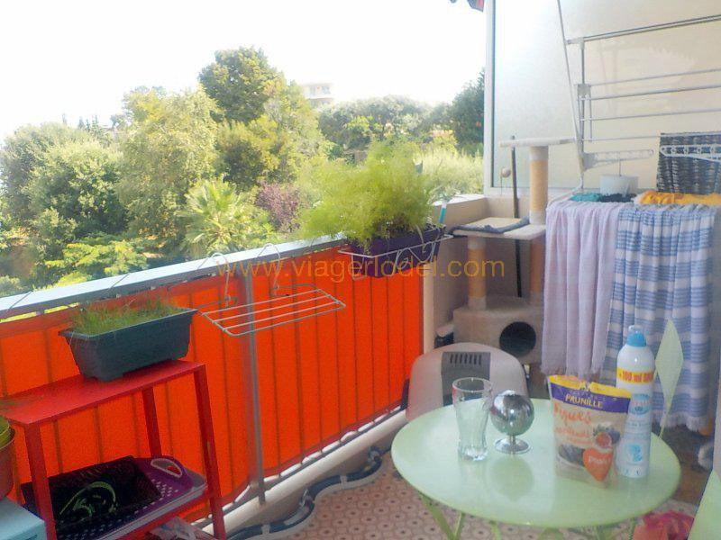 Vendita nell' vitalizio di vita appartamento Antibes 60000€ - Fotografia 4