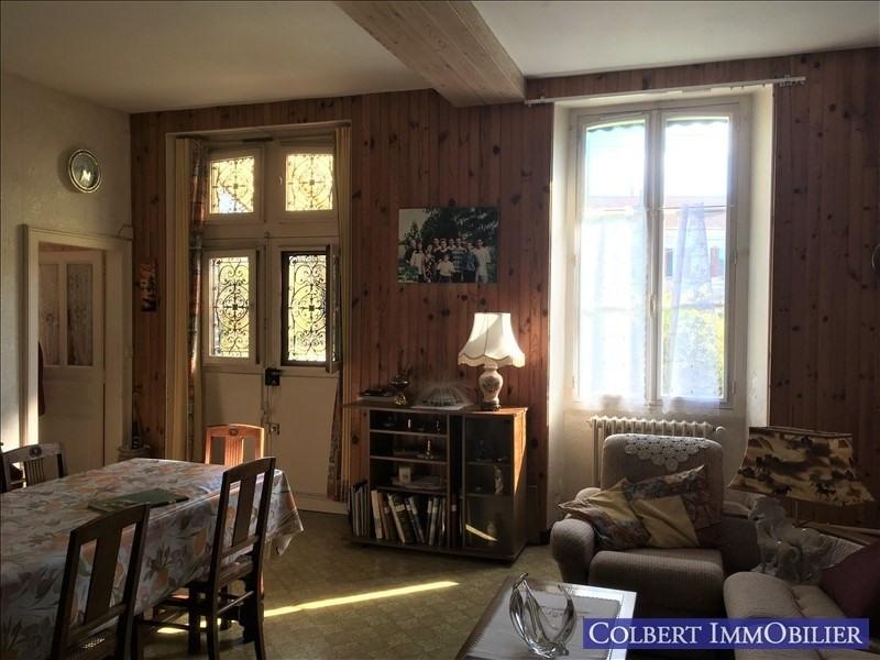 Vente maison / villa Neuvy sautour 118000€ - Photo 2