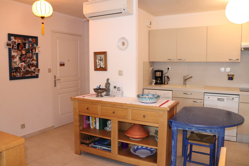 Vacation rental apartment Cavalaire sur mer 500€ - Picture 3