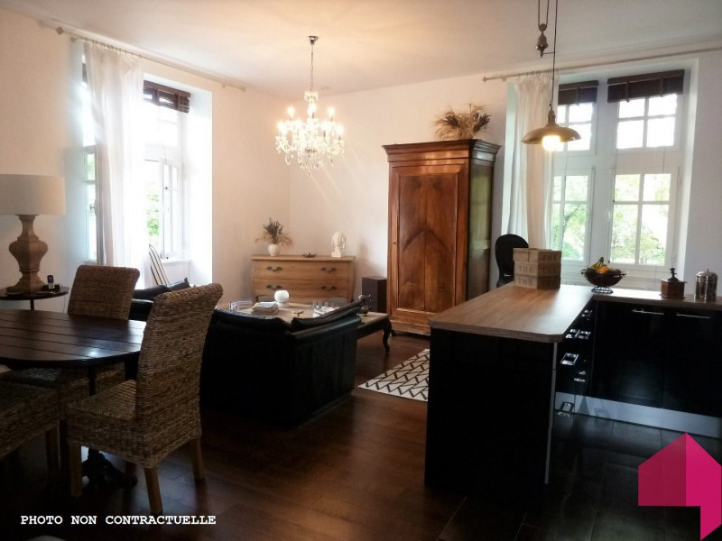 Deluxe sale apartment Caraman 289 500€ - Picture 2