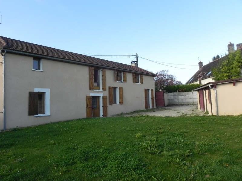 Vente maison / villa Champlost 127000€ - Photo 1