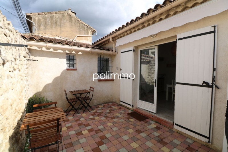 Rental house / villa Pelissanne 650€ CC - Picture 1