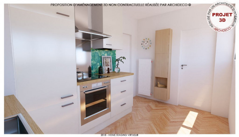 Vente appartement Colomiers 99 900€ - Photo 9