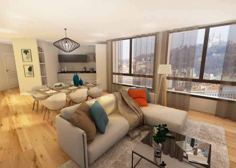 Vente de prestige appartement Lyon 8ème 745000€ - Photo 1