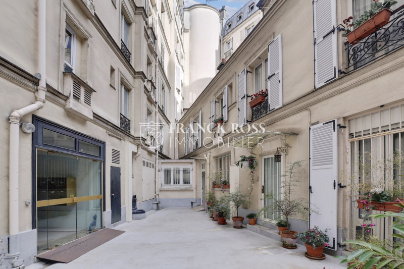 Venta  oficinas Paris 17ème 490000€ - Fotografía 4