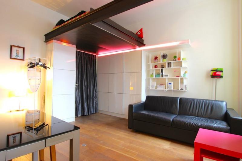 Vente appartement Paris 4ème 298000€ - Photo 2