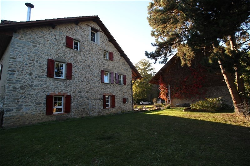 Deluxe sale house / villa Pers jussy 955 000€ - Picture 2