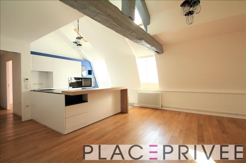 Deluxe sale apartment Nancy 349000€ - Picture 1