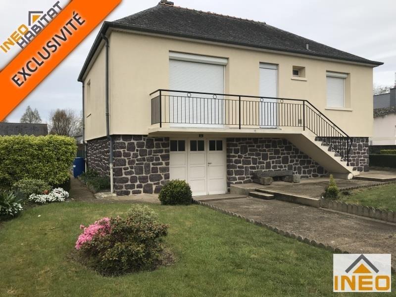 Vente maison / villa Pleumeleuc 177650€ - Photo 1