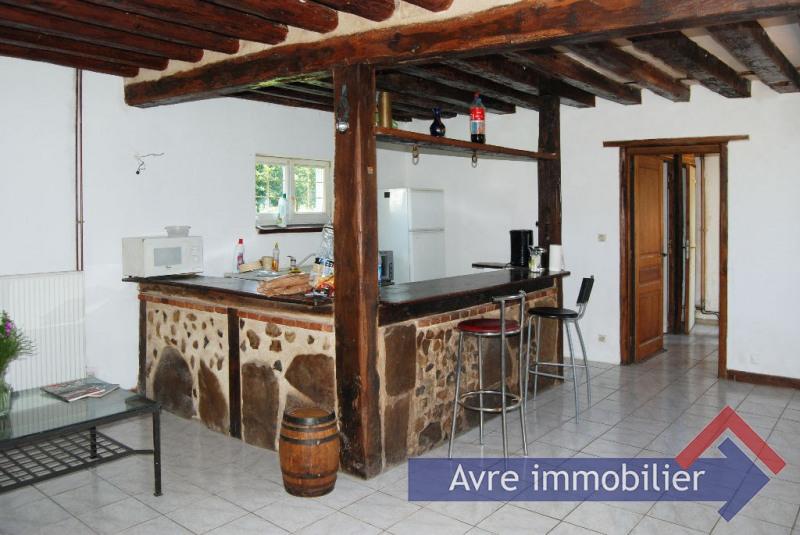 Vente maison / villa Verneuil d'avre et d'iton 107500€ - Photo 3