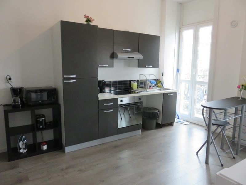 Rental apartment Coudekerque branche 650€ CC - Picture 2