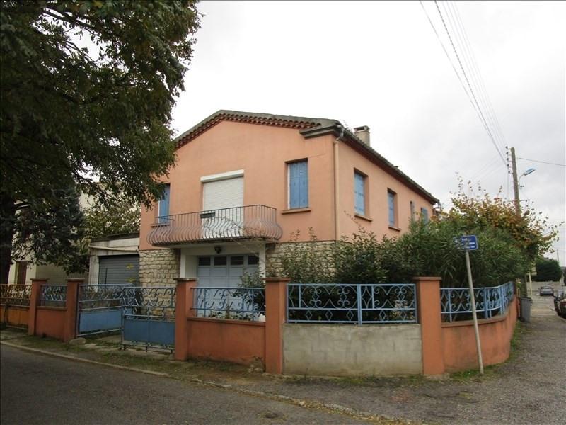 Vente maison / villa Carcassonne 130000€ - Photo 1