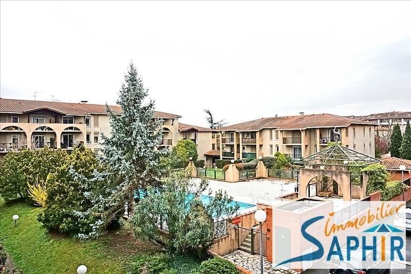 Sale apartment Toulouse 81000€ - Picture 4