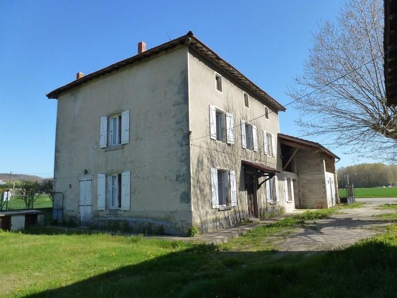 Sale house / villa Chateauneuf de galaure 245000€ - Picture 1