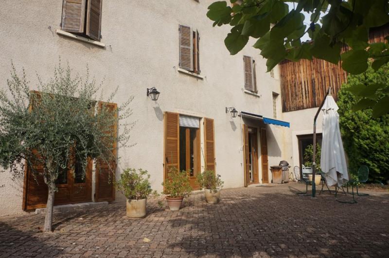 Sale house / villa Jassans riottier 460000€ - Picture 1