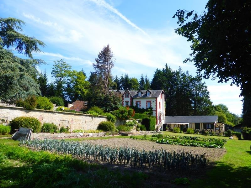 Deluxe sale house / villa Houlgate 850000€ - Picture 2