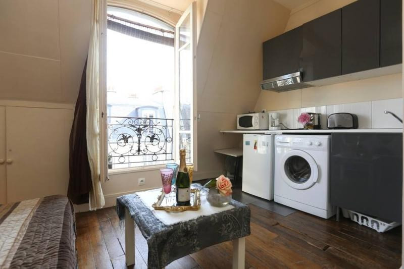Vente appartement Paris 18ème 150 000€ - Photo 4