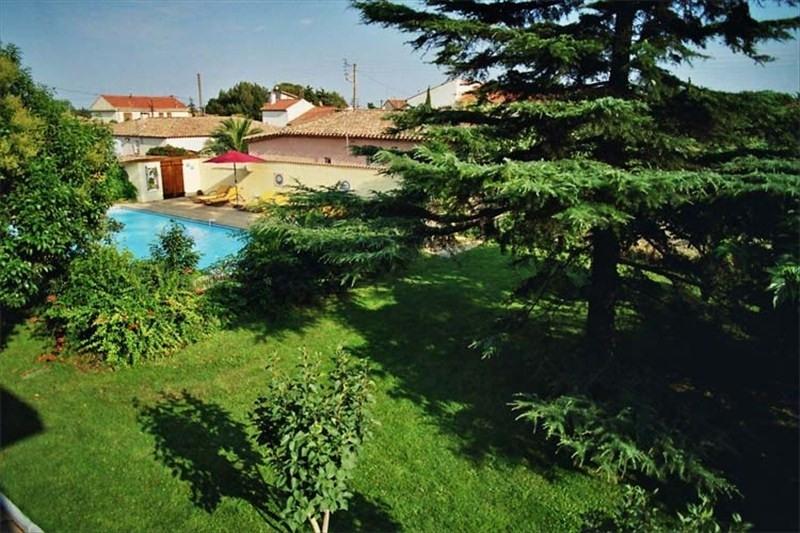 Deluxe sale house / villa Sauvian 849000€ - Picture 1