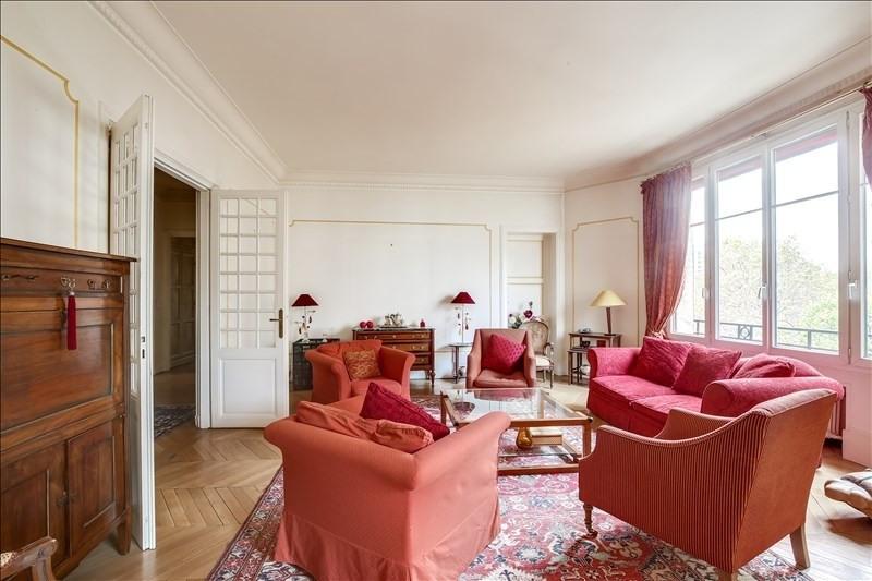 Vente de prestige appartement Paris 17ème 1845000€ - Photo 3