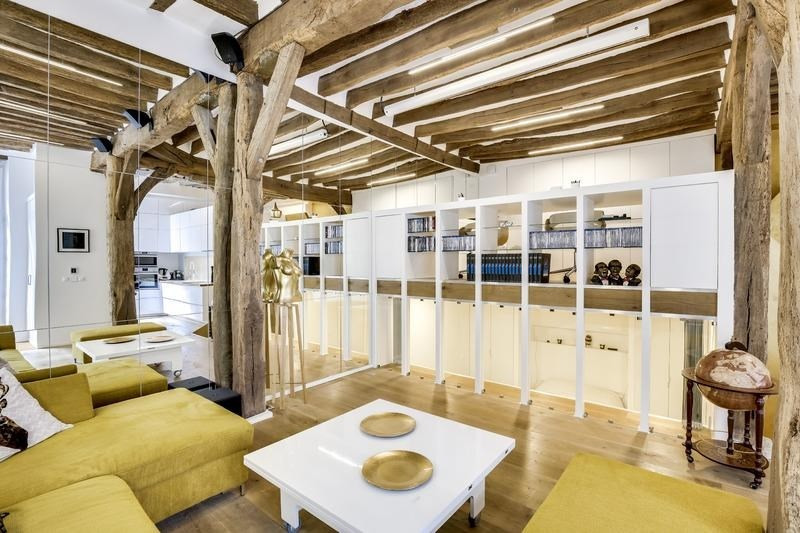 Vente appartement Versailles 619000€ - Photo 1