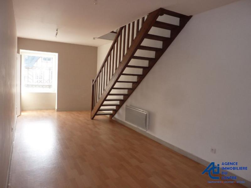 PONTIVY - Appartement 2 pièce 46 m² en Duplex