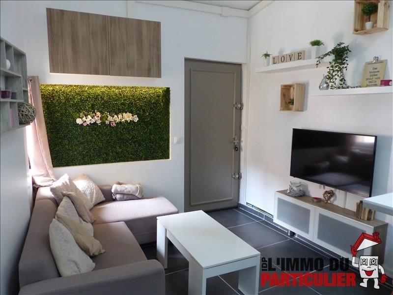 Sale apartment Vitrolles 125000€ - Picture 1