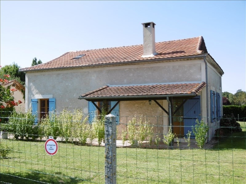 Sale house / villa Echourgnac 173 000€ - Picture 1