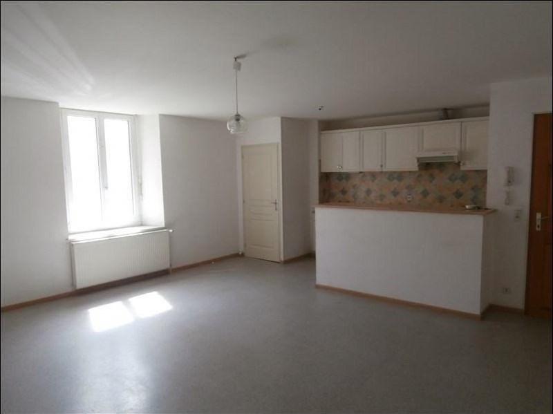 Rental apartment Mazamet 470€ CC - Picture 1