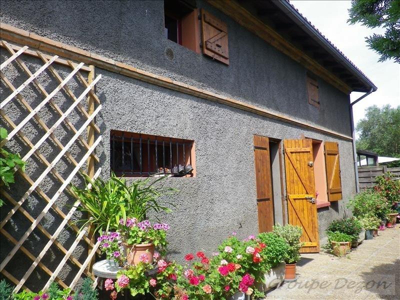 Vente maison / villa Lespinasse 252000€ - Photo 8