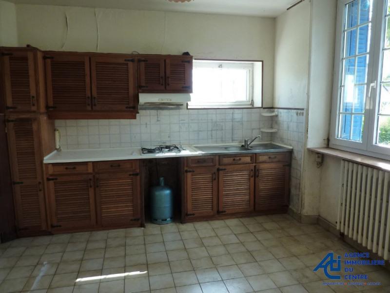 Sale house / villa Bieuzy les eaux 78000€ - Picture 5