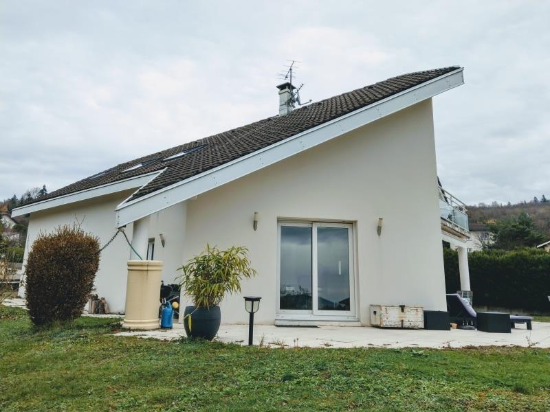 Vente de prestige maison / villa Arbent 327000€ - Photo 8