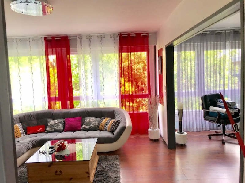 Sale apartment Evry 168000€ - Picture 3