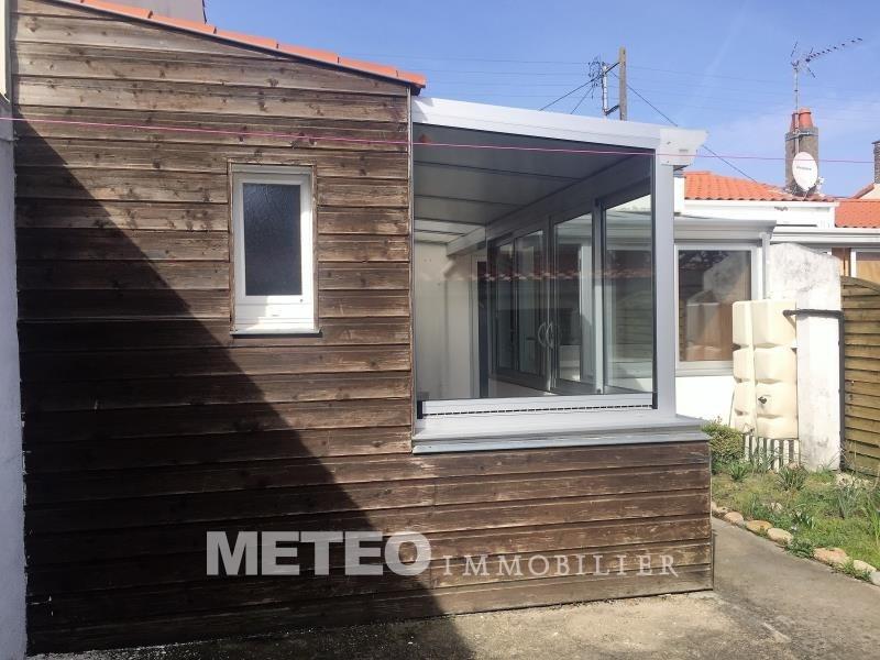 Vente maison / villa Les sables d'olonne 227000€ - Photo 1