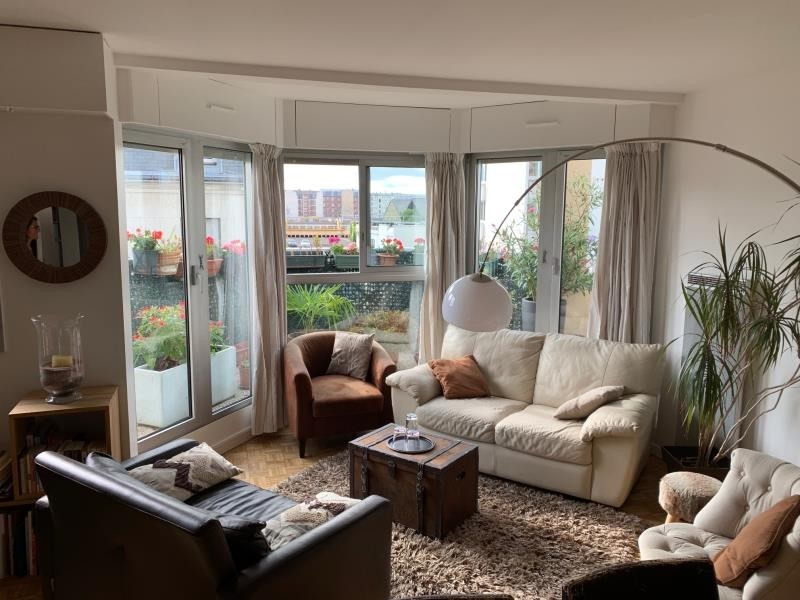 Vente appartement Clichy 870 000€ - Photo 1