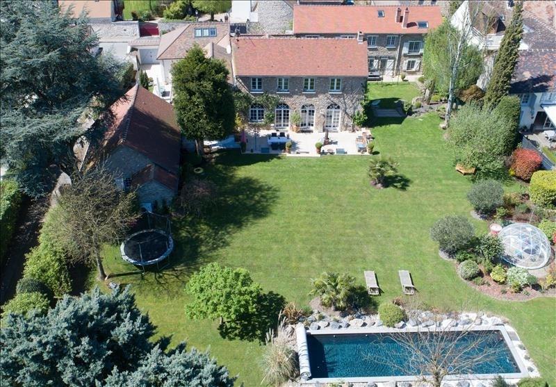 Deluxe sale house / villa Feucherolles 2340000€ - Picture 2