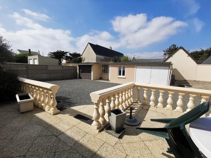 Sale house / villa St germain sur ay 315590€ - Picture 5
