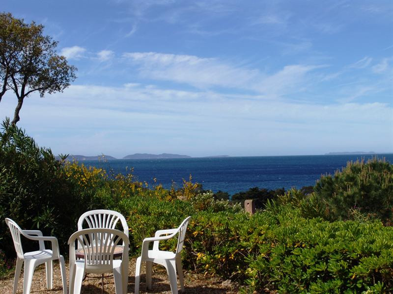 Vacation rental house / villa La croix valmer 770€ - Picture 1