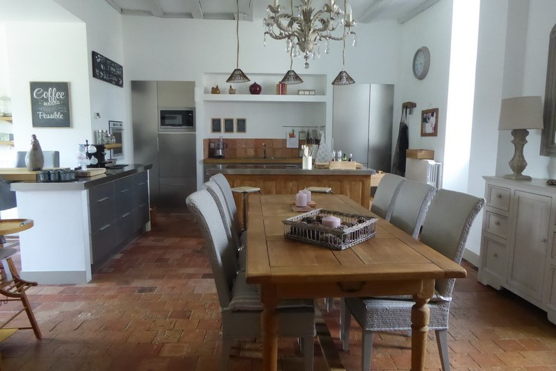 Deluxe sale house / villa Angers 25 mn nord-est 487 000€ - Picture 4