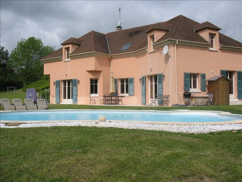 Rental house / villa Chambourcy 3 774€ CC - Picture 2