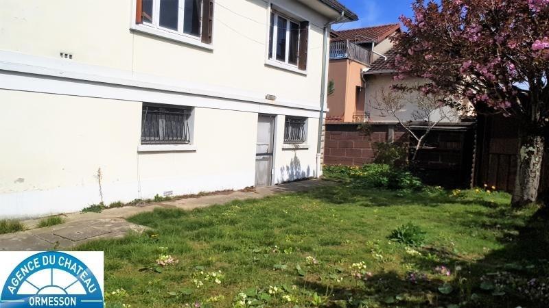 Sale house / villa Ormesson sur marne 392000€ - Picture 1