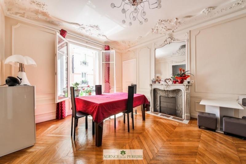 Sale apartment Paris 17ème 985000€ - Picture 2